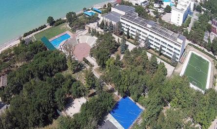 Продам детский лагерь в Крыму