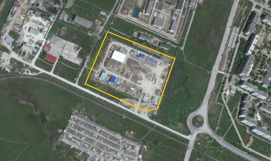 Продам производственную базу в Керчи 4,85 га