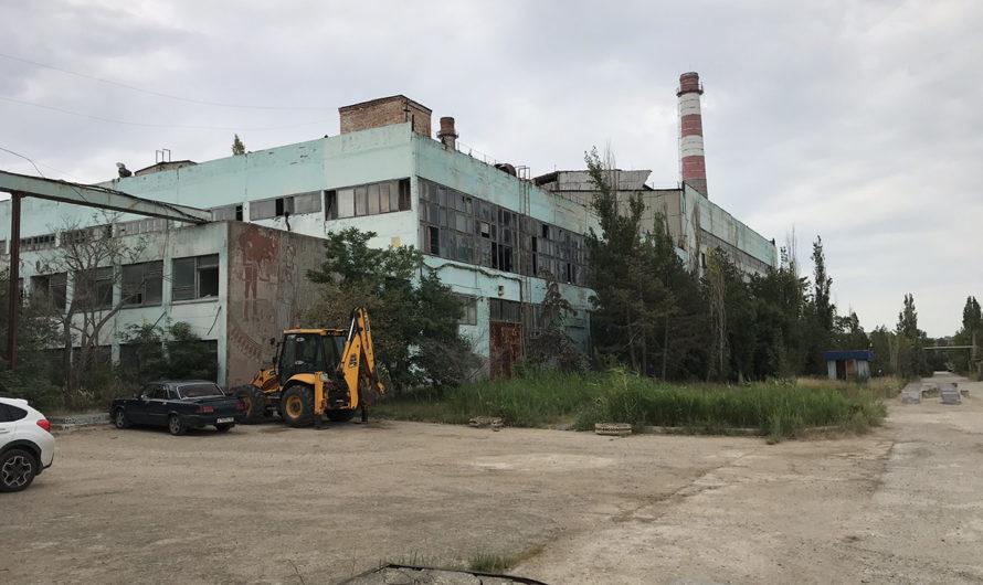 Купить производственные помещения завода в Керчи