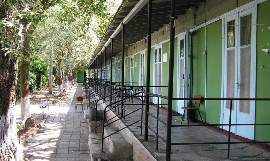 Купить бывший детский лагерь в Крыму